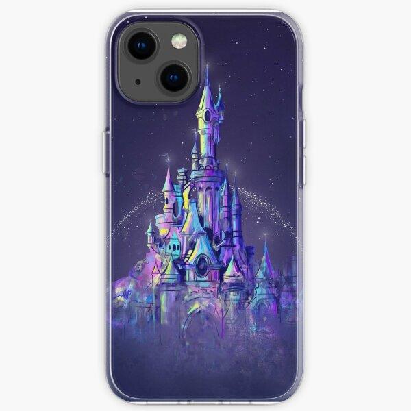 Magic Princess Fairytale Castle Kingdom iPhone Soft Case