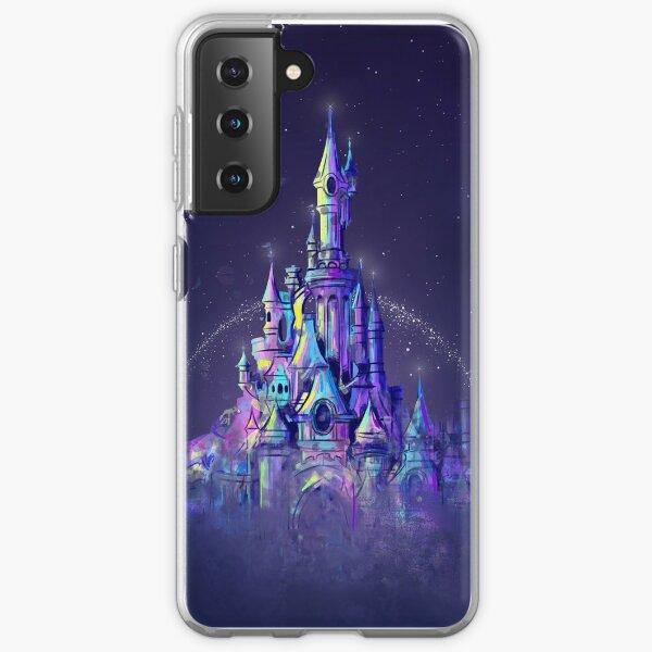 Magic Princess Fairytale Castle Kingdom Samsung Galaxy Soft Case