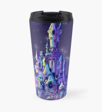 Taza de viaje Magic Princess Fairytale Castle Kingdom