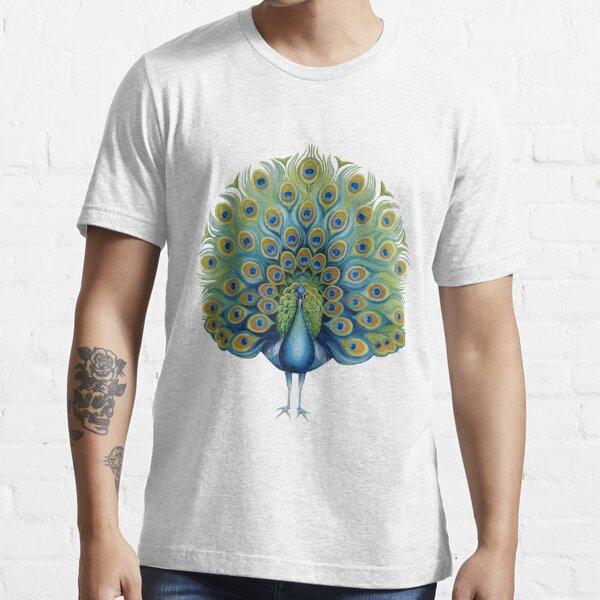 Peacock Essential T-Shirt