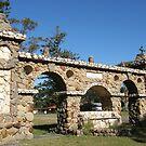 Tanilba Arches by Anna D'Accione
