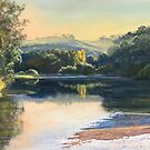 'Murrumbidgee Reflections' by Lynda Robinson