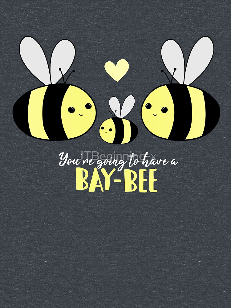 Baby Shower - New Baby - BAY-Bees - You're going to have a baby! by JTBeginning-x