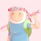 Flower Finn by kodabomb