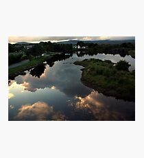 Ballydehob reflections Photographic Print