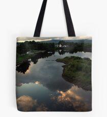 Ballydehob reflections Tote Bag
