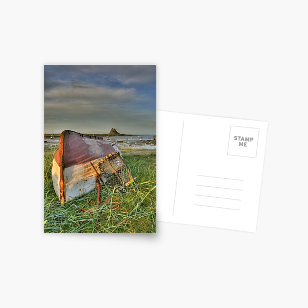 Upturn Postcard