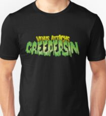 Venus Attacks Creepersin Logo Unisex T-Shirt
