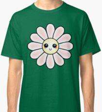 Kawaii Daisy | Pink Blossom Flower Classic T-Shirt