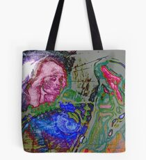 Solar Synthesis Tote Bag