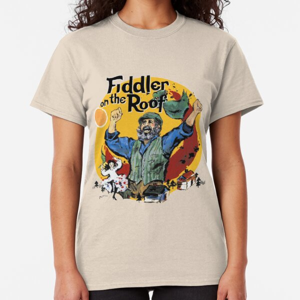 Fiddler on the Roof Classic T-Shirt