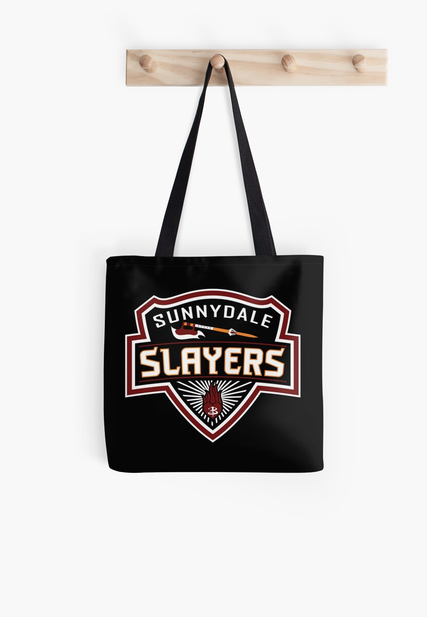 Sunnydale Slayers by rexraygun