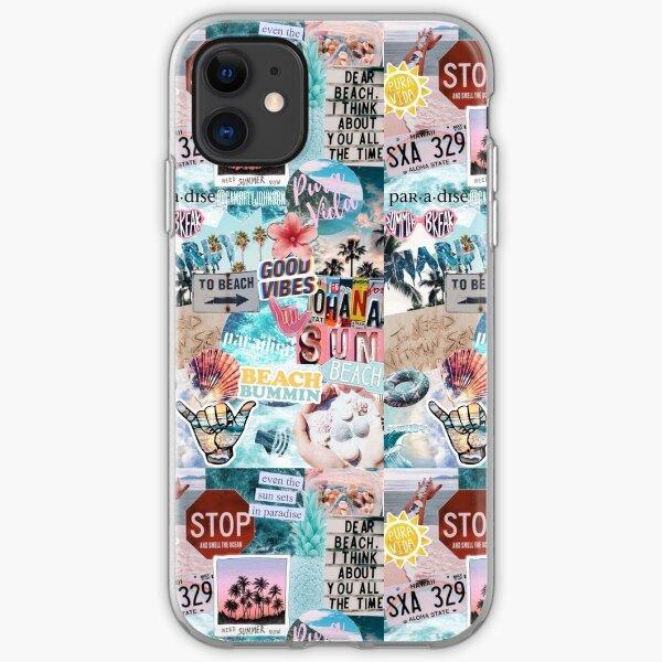 DEAR BEACH iPhone Soft Case