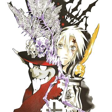 Allen and Millenium Earl Noche Illustrations  by lotusseishin