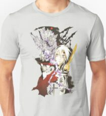 Allen and Millenium Earl Noche Illustrations  T-Shirt