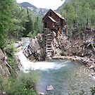 The Crystal Mill by jeff welton