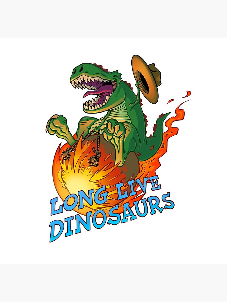 Long Live Dinosaurs by GerritWillemse