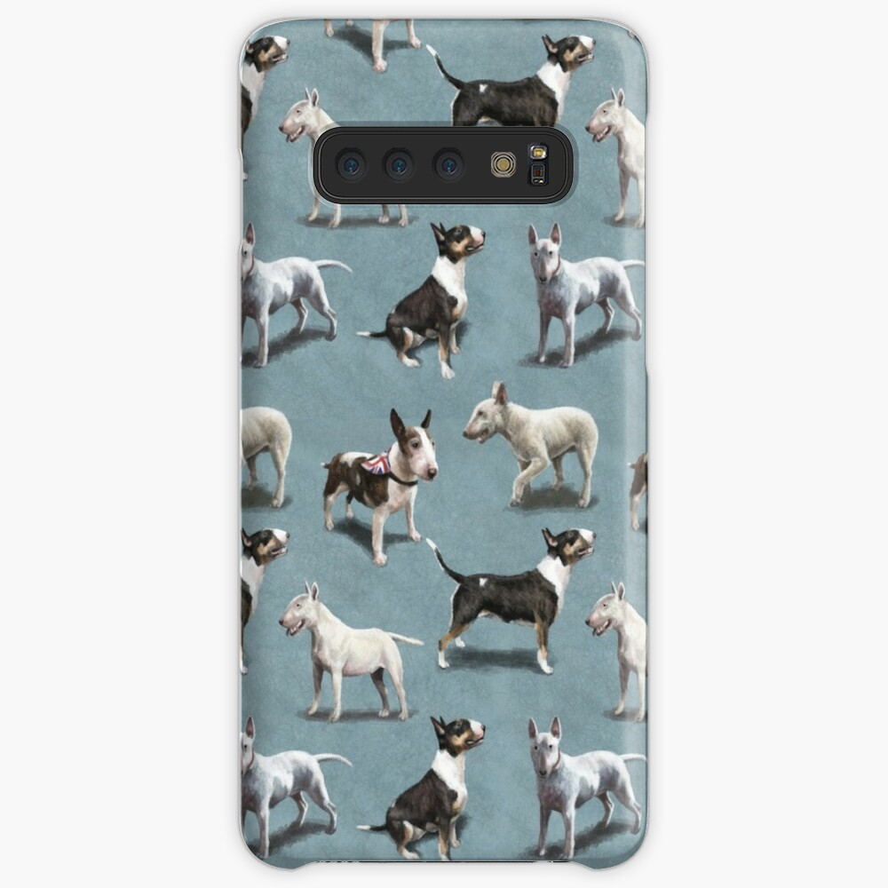 The Bull Terrier Case & Skin for Samsung Galaxy