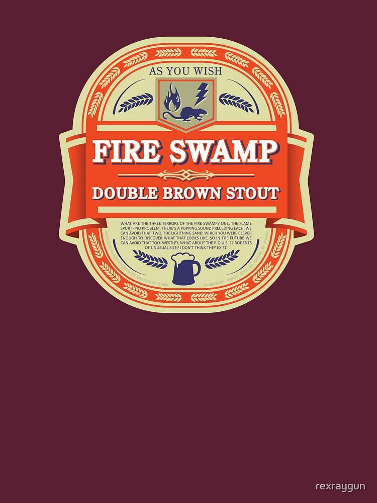 Fire Swamp Double Brown Stout | Unisex T-Shirt