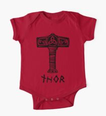 Thor Short Sleeve Baby One-Piece