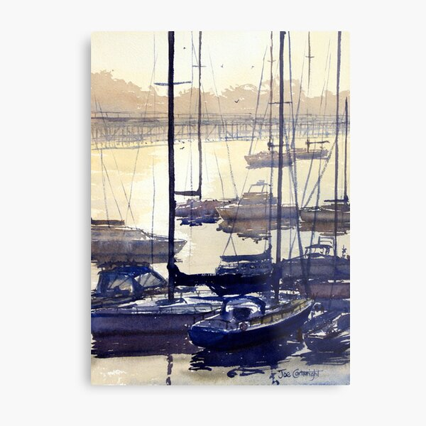 Coffs Harbour Sunset Metal Print