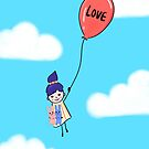 Love is Up Above by Rowehon