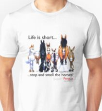 7da22031a Copy of Fergus the Horse: Life is Short... Stop and Smell the
