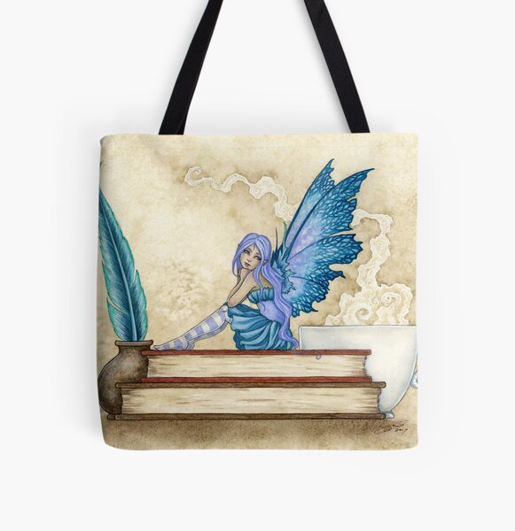 Muse All Over Print Tote Bag