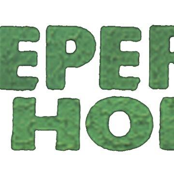Creepersin Go Home Logo by Creepersin