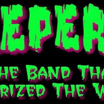 Terrorized the World Logo by Creepersin