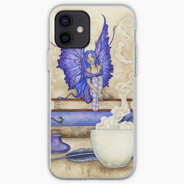 Book Worm II iPhone Soft Case
