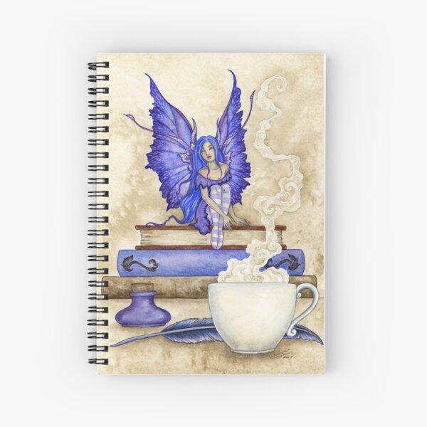 Book Worm II Spiral Notebook