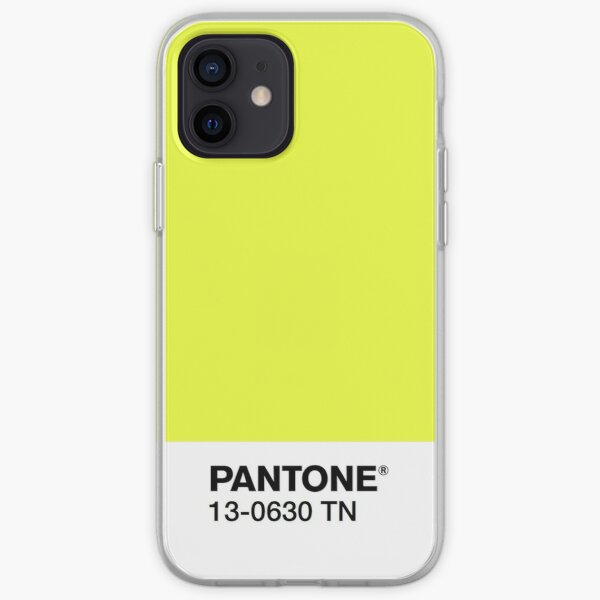PANTONE 13-0630 TN Funda blanda para iPhone