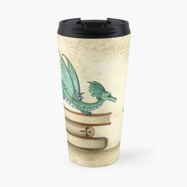 A Curious Encounter Travel Mug
