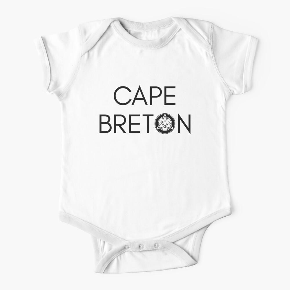 Kap-Bretonischer Keltischer Knoten Baby Body