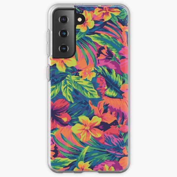 Hawaiian Samsung Galaxy Soft Case
