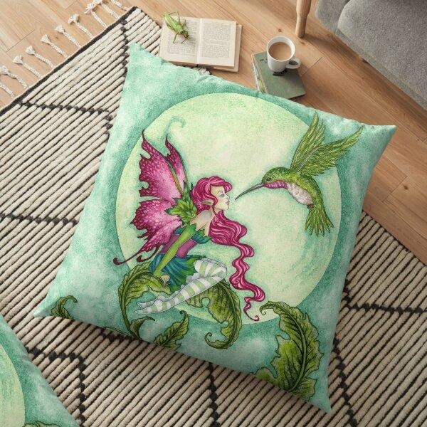 Flirting Floor Pillow