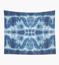 Tela decorativa Tie-Dye Blues Twos