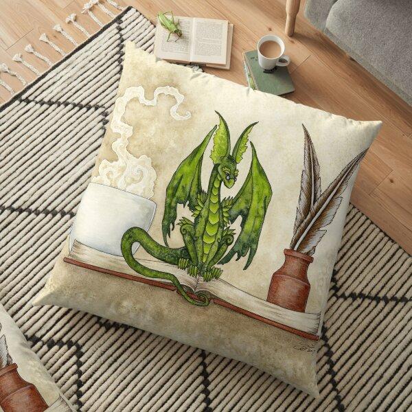 The Scholar Floor Pillow