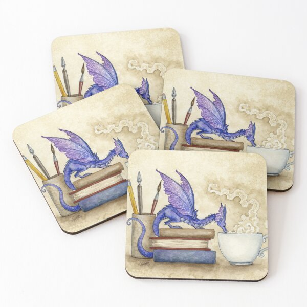 What's In Here? Coasters (Set of 4)