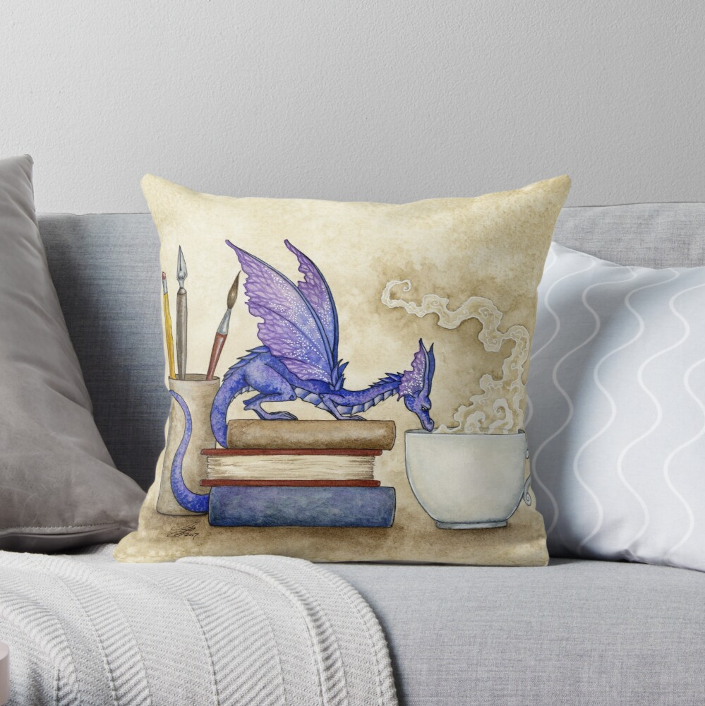 What's In Here? Throw Pillow
