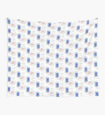 Tech Luv Wall Tapestry