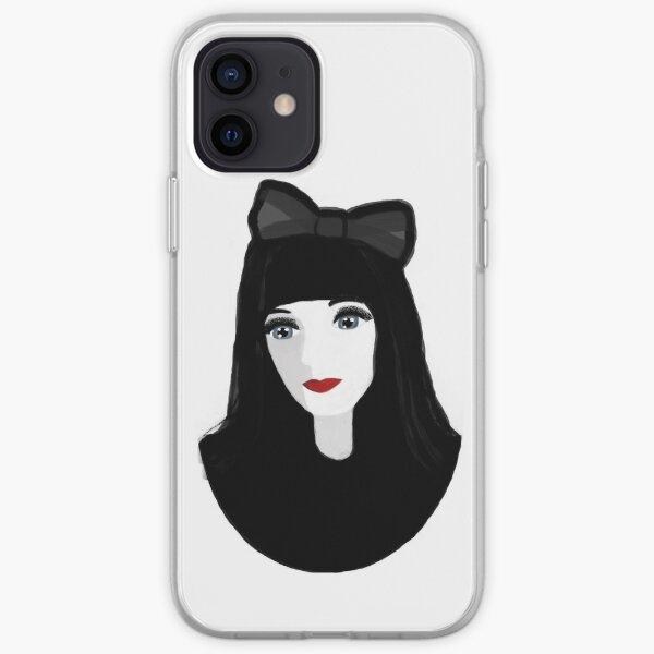 Gothic Lolita iPhone Soft Case