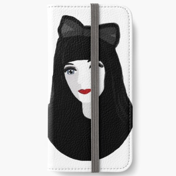Gothic Lolita iPhone Wallet