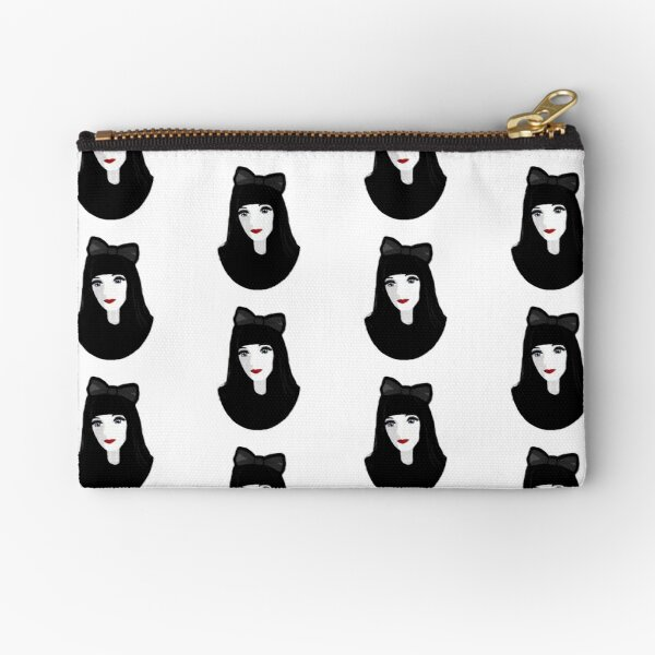 Gothic Lolita Zipper Pouch