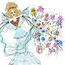 Flower Fairy by skycat