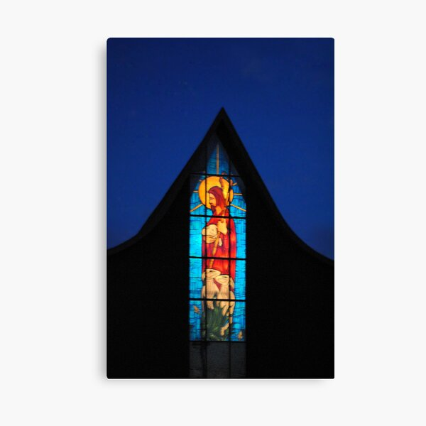 Shepherd of the Hill Canvas Print