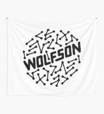 Wolfson - Black Wall Tapestry