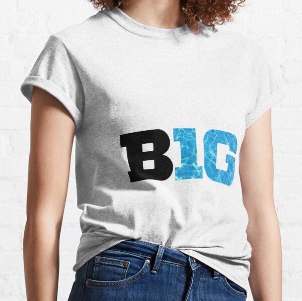 BIG TEN Conference Light Logo  Classic T-Shirt