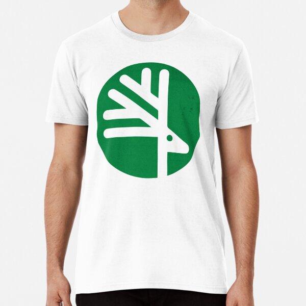 Retro Toronto Zoo Logo Beige Premium T-Shirt